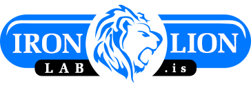 ironlion-lab.is logo